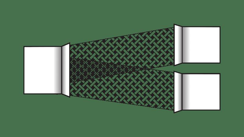 plecionka-opis-techniczny-połaczenie-elastyczne-typ-V-min